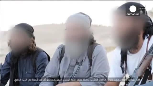 داعش ویدیو جدیدی انتشار کرد و رییس جمهور ترکیه را تهدید