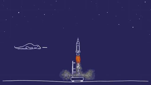 چگونه به فضا برویم ؟