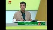 افشاگری علی دایی علیه احمدی نژاد در برنامه زنده