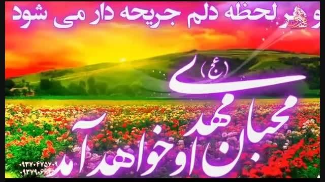 جدیدترین مداحی بسیار زیبای حاج محمود کریمی