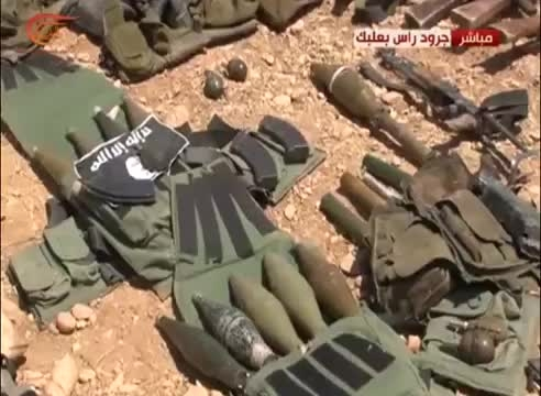 نتیجـه پـربـار حمله داعش و دفـع حمله تـوسط حـــزب الله