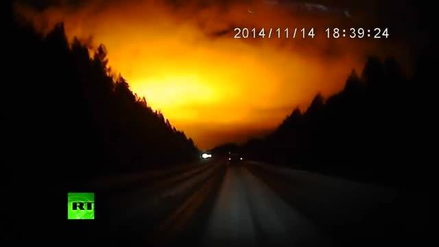 نور مرموز بر فراز روسیه (1) - دانستنیها