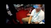 دستگاه تشخیص خواب آلودگی راننده مبتنی بر پردازش تصویر در یک پک