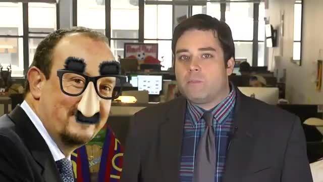 اخراج کارلو آنجلوتی از رئال مادرید