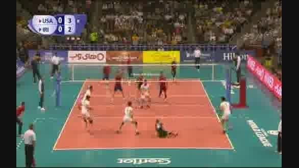 ایران ۱-۳ مغلوب امریکا شد/ بازی بعدی، فردا ۳:۴۰ بامداد