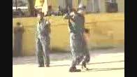 رقص پلیس افغانی