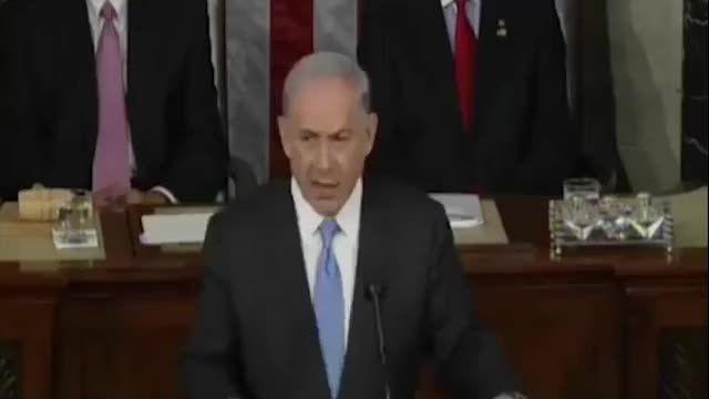 موزیک ویدیوی نتانیاهو در مورد ایران