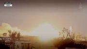 شعله های آتش جنگ (فیلمی که داعش ساخته)