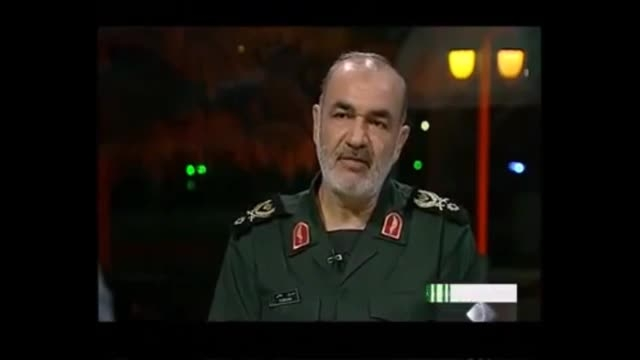 جانشین فرمانده سپاه: از جنگ با آمریکا استقبال میکنیم !!