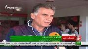گزارشی از پیروزی تیم ملی ایران برابر بنفیکا
