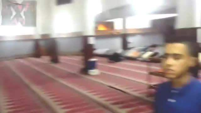 فضاحت داعش در یکی از مساجدشان-عربستان-سوریه