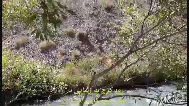 محیط زیست در کرج (رود کرج)