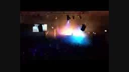سریعترین رقص نور دنیا..بسیار دیدنی و جذاب