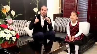 حسن ریوندی و دخترش