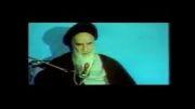 احساس حقارت امام خمینی ره در برابر رزمنده ها