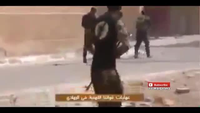 درگیری سنگین ارتش عراق با داعش برای آزادی بیمارستان