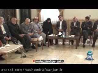ناگفته هایی از تخریب هاشمی بعد از امام