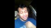 آهنگ هندی - لب خوانی خواننده هندی(طنز)