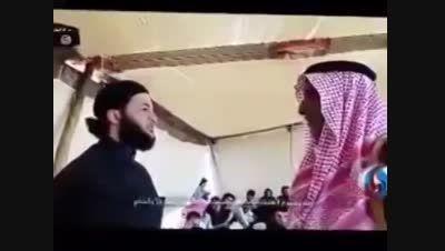 نمونه ای از بیعت مردم موصل با ابوبکر البغدادی رهبر داعش