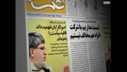 زندانی شدن یکی دیگر از معاونان احمدی نژاد