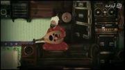 انیمیشن «آرایش غلیظ» با صدای همایون شجریان