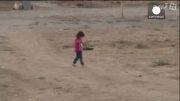 سرگذشت دختر نوجوانی که توسط داعش ربوده شده است - سوریه