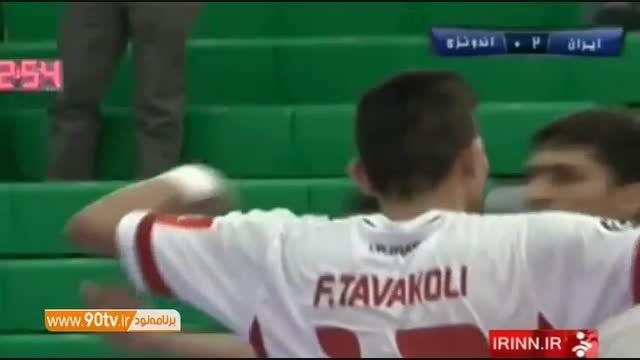 شمسایی سرمربی تیم ملی فوتسال نشد - سرمربی ساحلی انتخاب