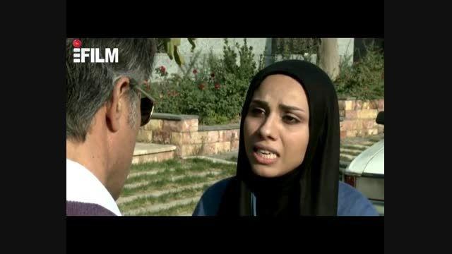 پشت صحنه فیلم آقای هنرپیشه ifilm تهیه کننده مجید عباسی
