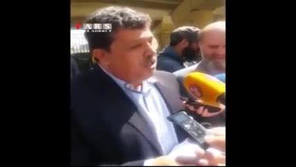 مهدی هاشمی خود را به زندان اوین تهران معرفی کرد