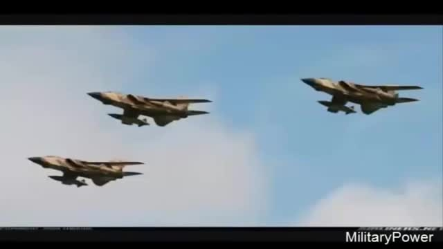 مقایسه قدرت نظامی ایران و عربستان سعودی