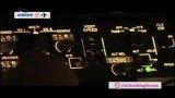 فرود 747 در اوایل صبح در فرودگاه هنگ کنگ