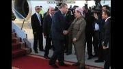 اعزام پیشمرگه به کوبانی با درخواست بارزانی