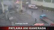 انفجار مرگبار اتوبوس در مرز ترکیه