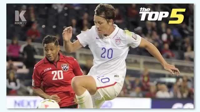 5 بازیکن برتر تاریخ جام جهانی زنان