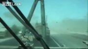 سربازان آمریکا زیر حمله شدید!!!