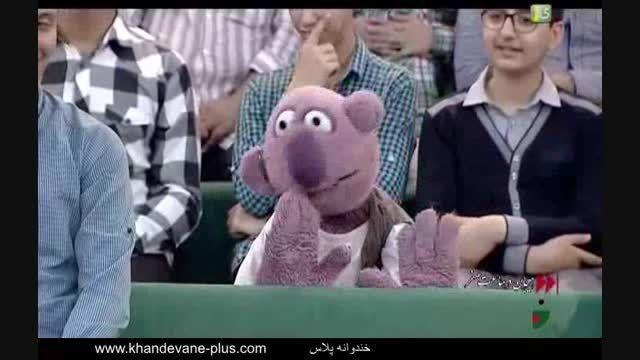 خندوانه - جناب خان و امیرحسین مدرس