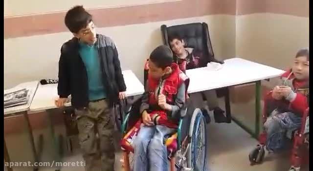 درخواست همه بچه های ایران برای بازگشت فیتیله ها