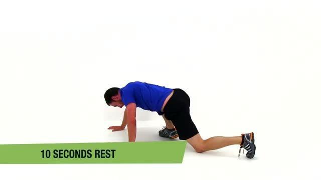تمرینی برای بالا بردن متابولیسم بدن