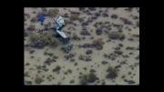 سقوط فضاپیما