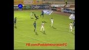گل پدیده به استقلال خوزستان