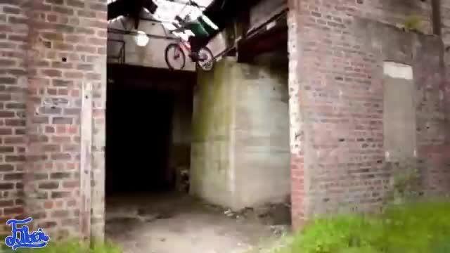 بهترین حرکتهای دوچرخه سواری