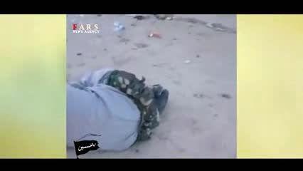 اسارت چند تن از نیروهای داعش توسط نیروهای حزب الله