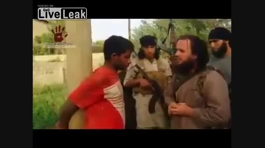 جنایت جدید داعش