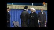 تنفیذ حکم ریاست جمهوری روحانی