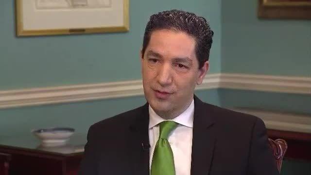 نظر وزیر خارجه آمریکا در مورد مردم ایران