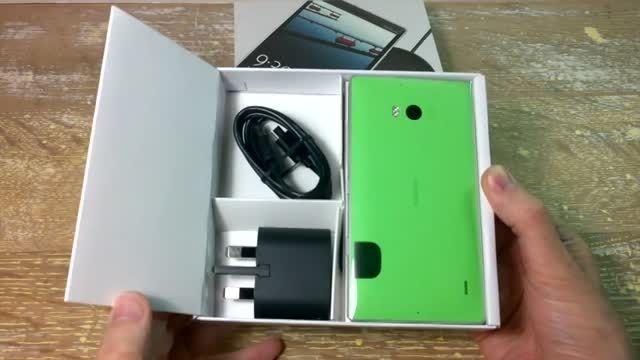 انباکس لومیا 930