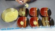 طرز تهیه کیک رنگین کمان - کیک مناسب تولد کودکان