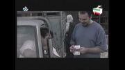 عرب نیا و پانتهآ بهرام در سریال وكیل 2