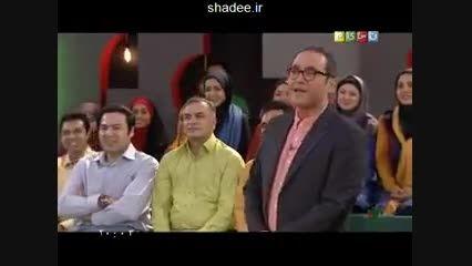 جناب خان در برنامه خندوانه