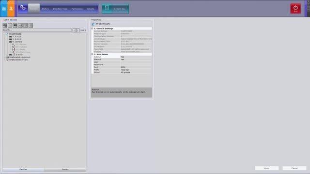تنظیمات رله در نرم افزار اکسون-Configuring a Relay Obje